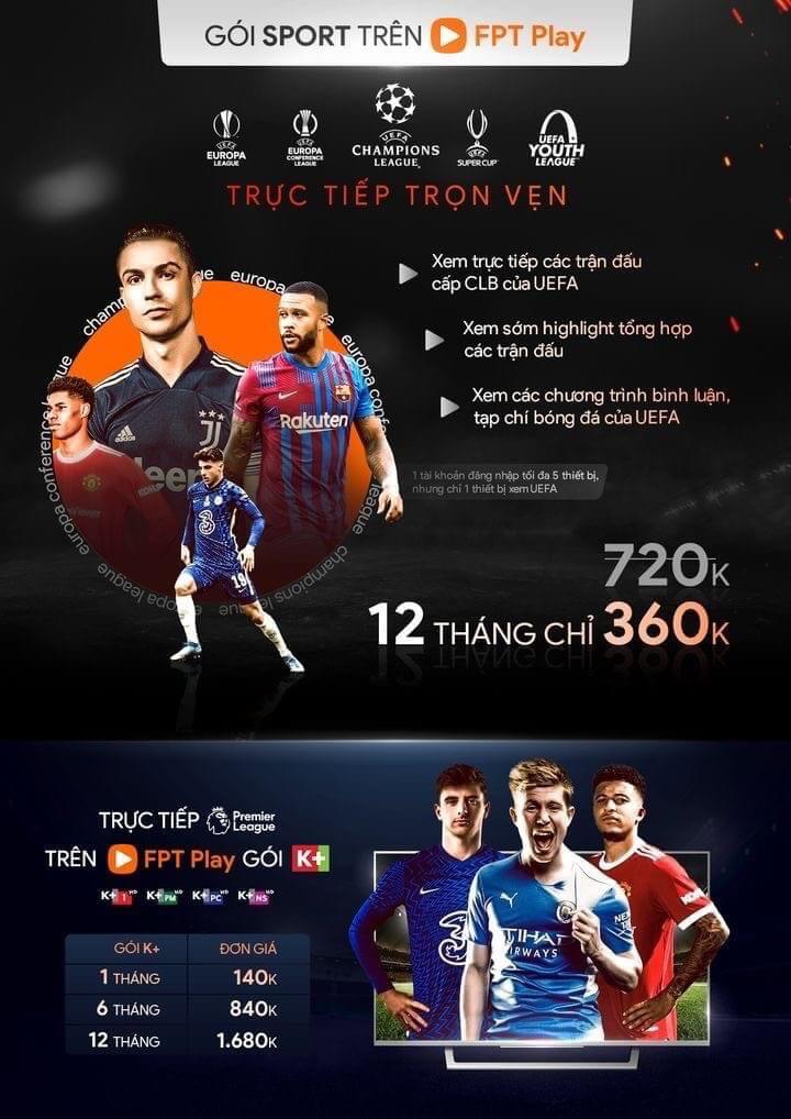Fpt Play trưc tiếp Cup C1